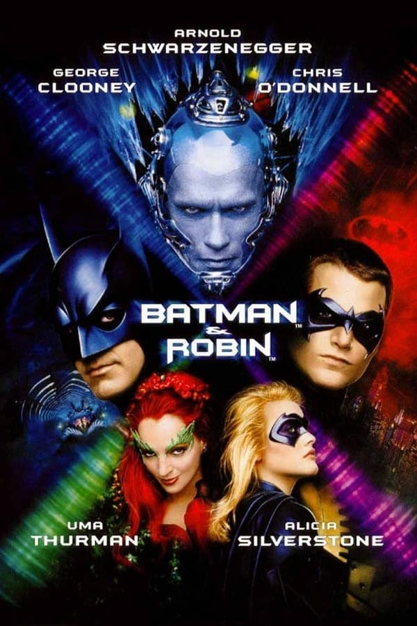 Batman Forever [HD] (19..