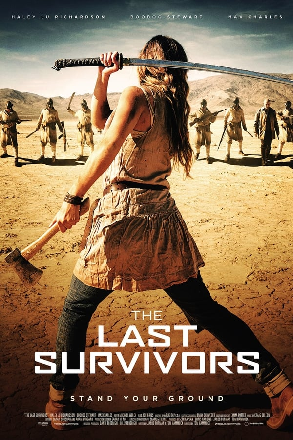 The Last Survivors [Sub-ITA] [HD] (2014)
