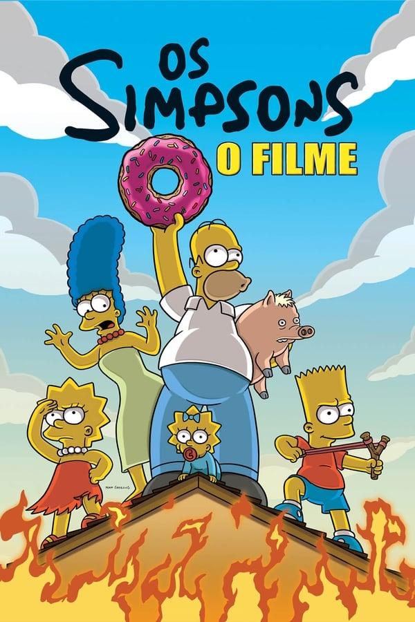 Assistir Os Simpsons: O Filme Online