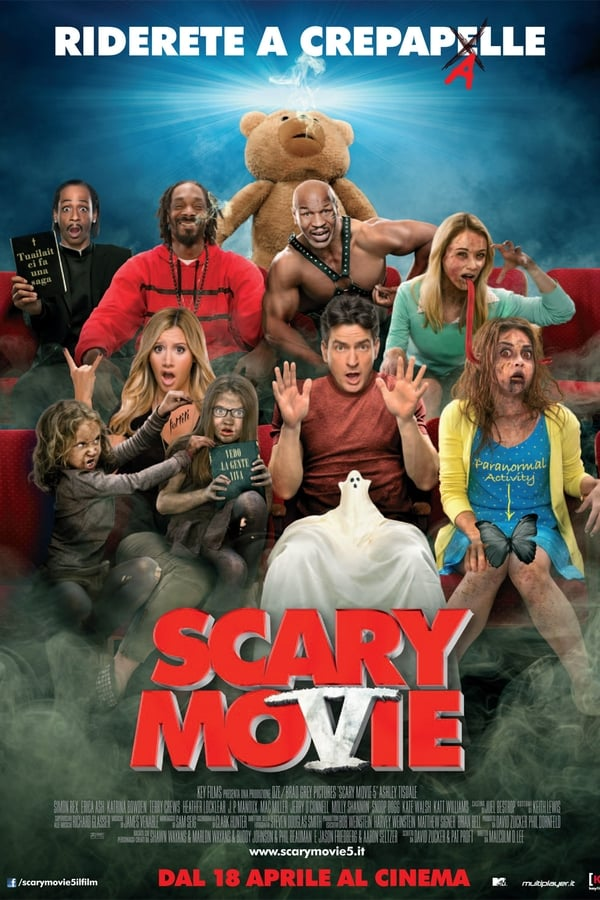 Scary Movie 4 [HD] (2006)