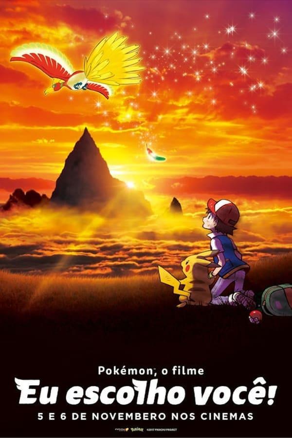 Assistir Pokemon – O Filme: Eu Escolho Voce! Online