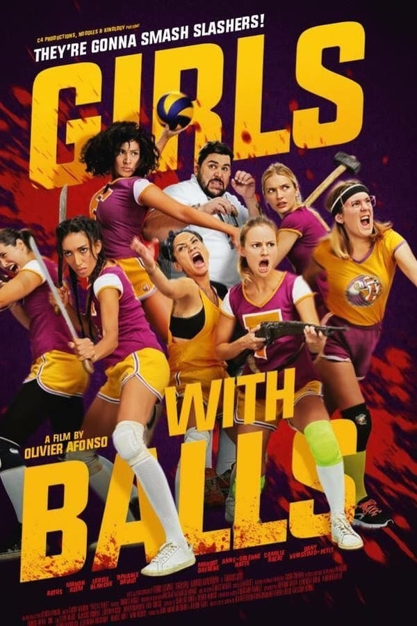 Girls with Balls [HD] (2018)