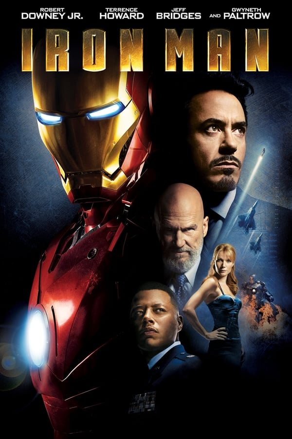 Iron Man [HD] (2008)