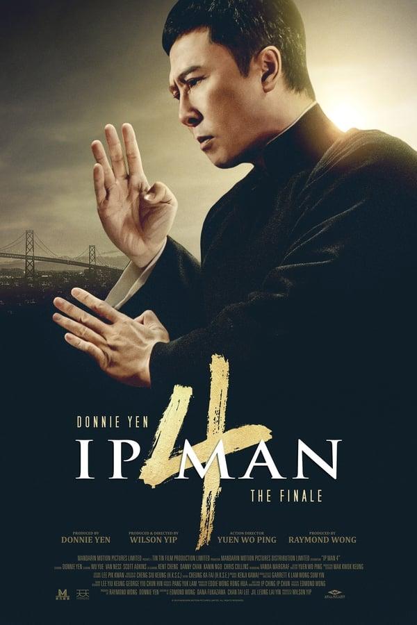 葉問4 Movie Poster