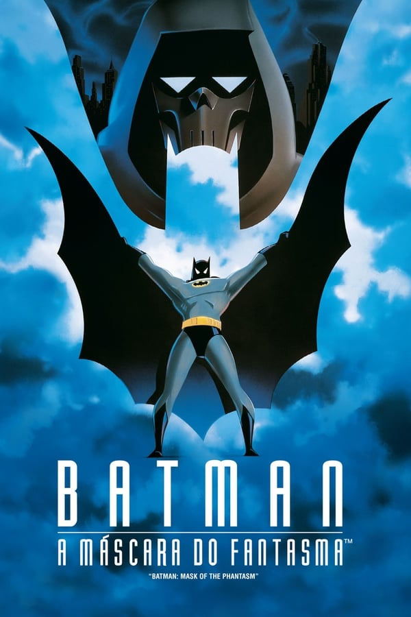 Assistir Batman: A Mascara do Fantasma Online