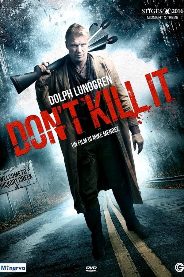 Don't Kill It [HD] (2016)