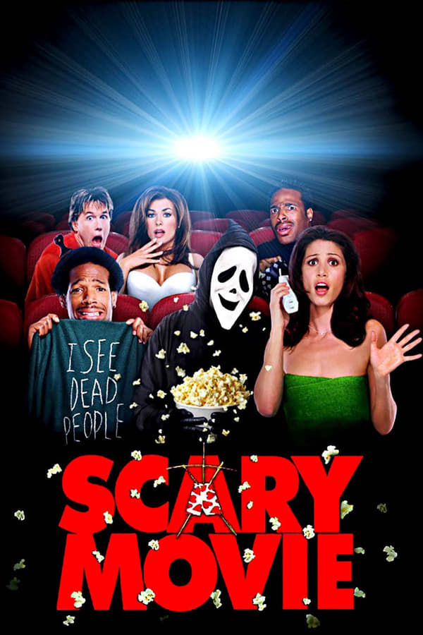 Scary Movie 2 [HD] (2001)