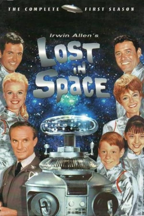 Lost in Space (1965) Poster