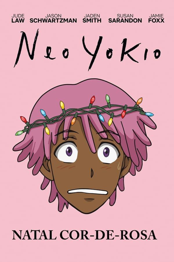 Neo Yokio: Natal Cor-de-Rosa
