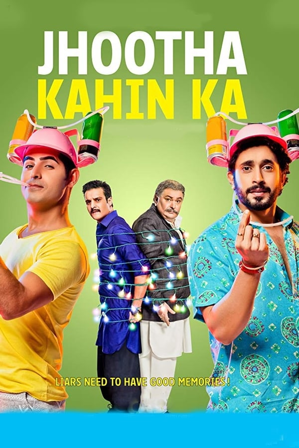 Jhootha Kahin Ka (2019) Hindi Full Movie 1080p WEB-DL | 720p | 2GB | 1.60GB | Zee5 Exclusive | Download | Watch Online | Direct Links | GDrive