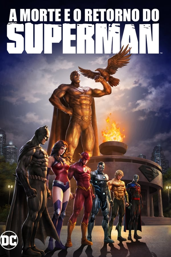 The Death and Return of Superman (2019) English Full Animation Movie 1080p WEB-DL | 6.40GB | 3.20GB | Download | Watch Animation Online | Direct Links | GDrive