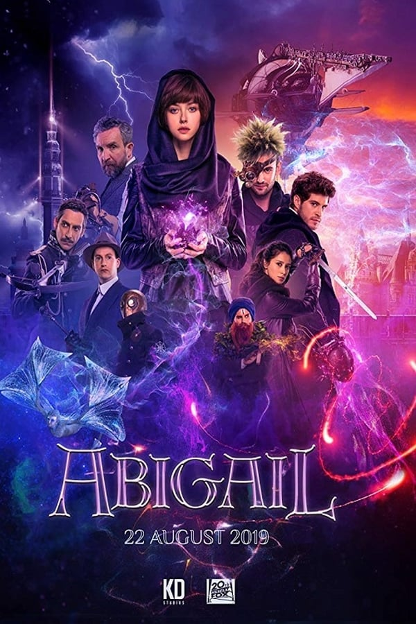 Abigail (2019) English 1080p | 720p | 480p WEB-DL | 1.7 GB, 950 MB,350 MB | Download | Watch Online | Direct Links | GDrive