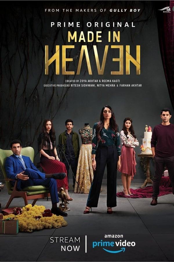 Made in Heaven (2019) Hindi Amazon Prime Season1 Full complete WebSeries 720p & 480p