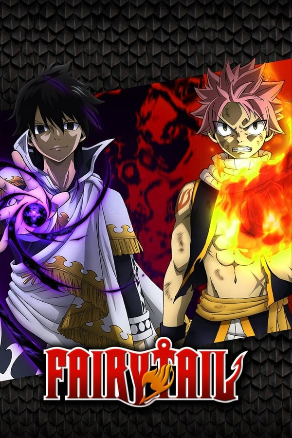 Assistir Fairy Tail! Online