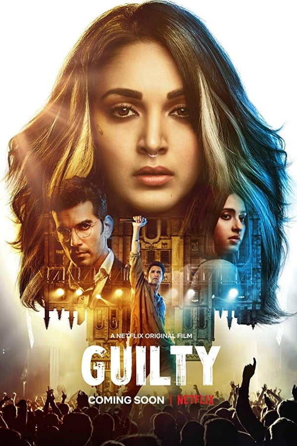 Guilty (2020) Hindi | x265 10bit NF WEB-Rip HEVC | 1080p | 720p | 480p | Download | Watch Online | GDrive | Direct Links