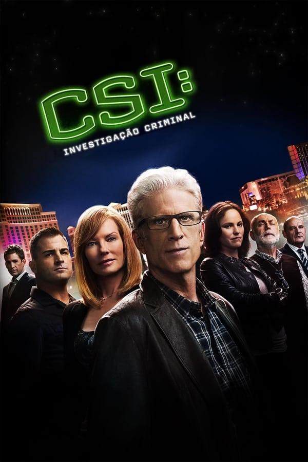 Assistir CSI: Investigação Criminal Online
