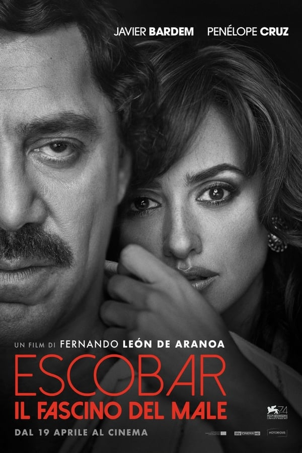 Guarda Escobar – Il fascino del male HD 2018 Streaming HD Streaming
