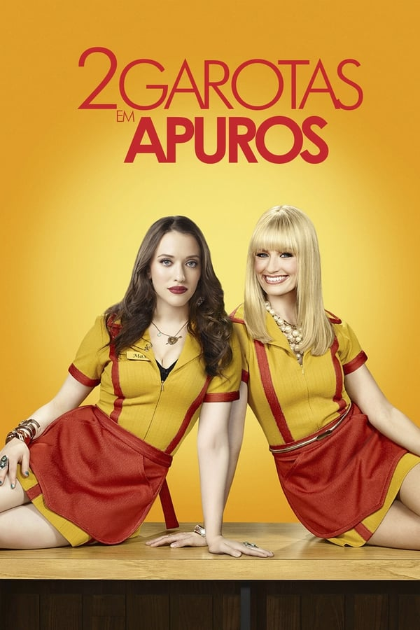 Assistir 2 Broke Girls Online