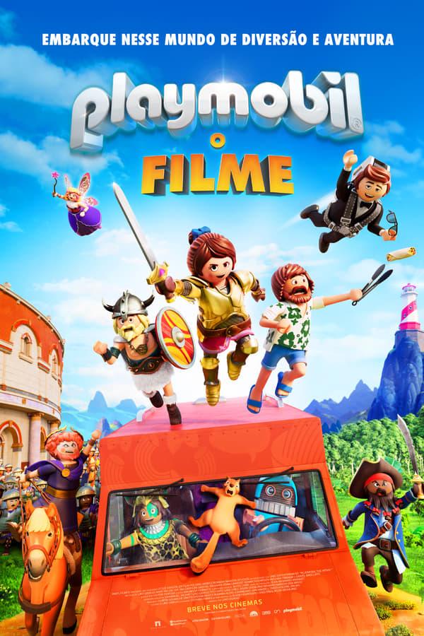 Assistir Playmobil – O Filme Online