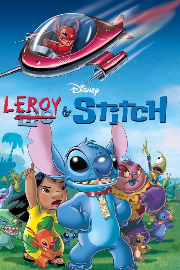Assistir Leroy & Stitch Online