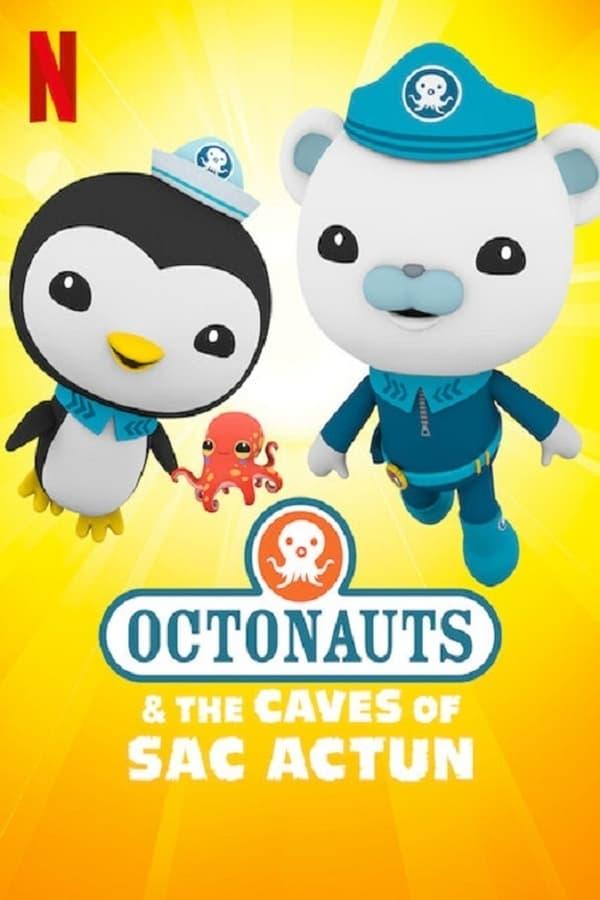 Les Octonauts et les grottes de Sac Actun streaming VF