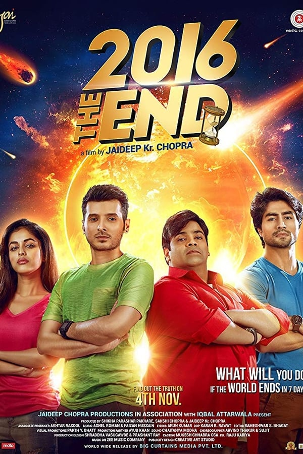 2016 The End (2017) Hindi Full Movie 1080p WEB-DL | 720p | 3.5 GB | 1 GB | Download | Watch Online | Direct Links | GDrive
