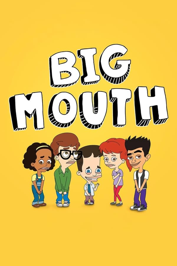 Assistir Big Mouth Online