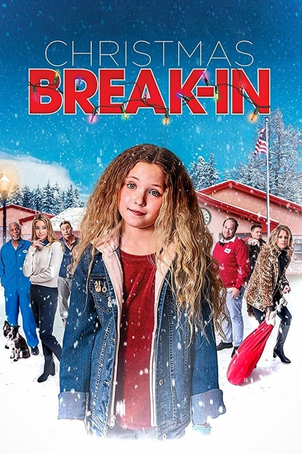 Christmas Break-In (2018) English Full Movie 720p WEB-DL | 760MB | Download | Watch Online | Direct Links | GDrive