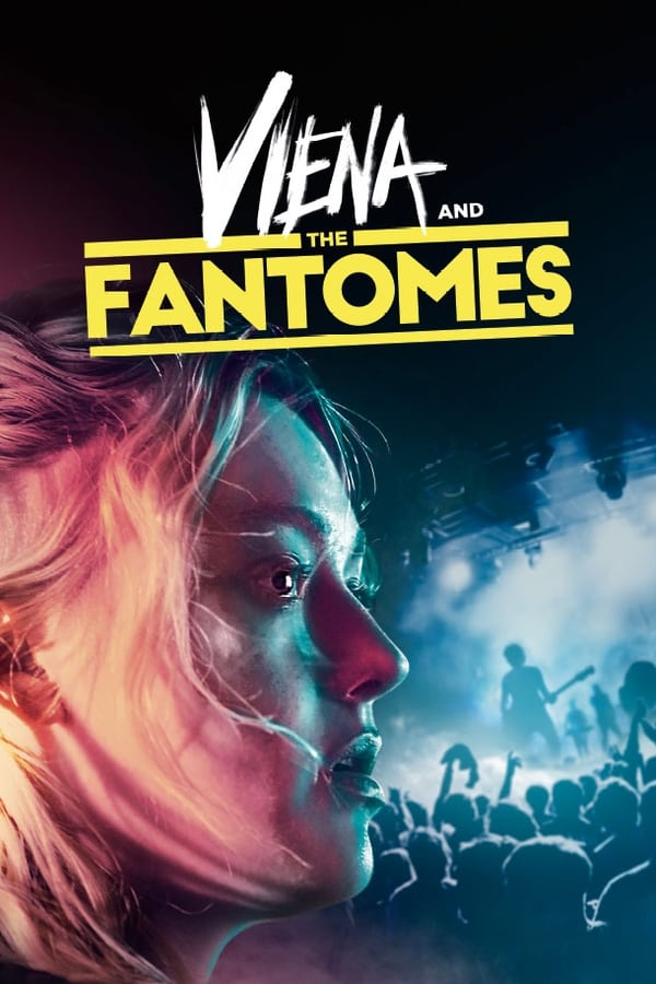 Viena and the Fantomes   2020   English   1080p   720p   WEB-DL