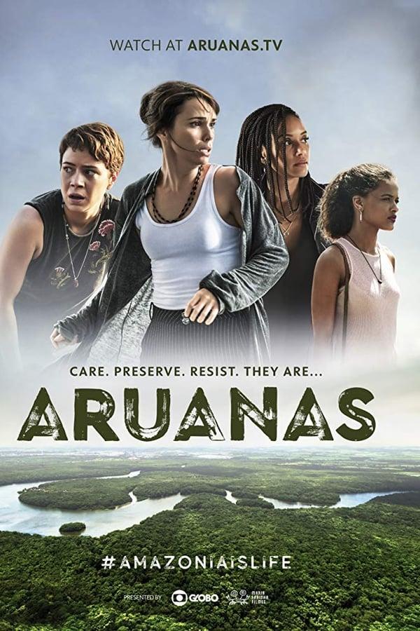 Baixar Aruanas 1ª Temporada Completa (2019) Dublado via Torrent