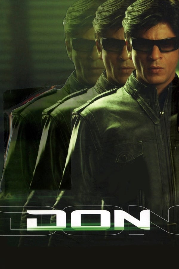 Don (2006) Hindi Full Movie 720p HDRip 1.5GB Download