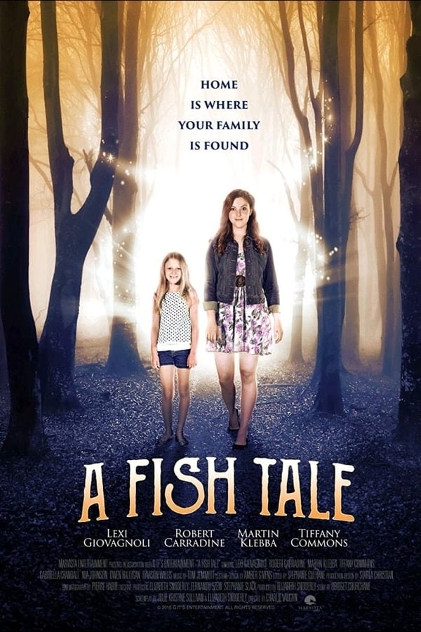 A Fish Tale (Hindi Dubbed)