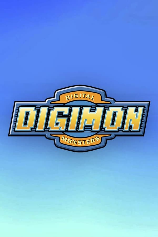 Digimon Adventure – Monstros Digitais