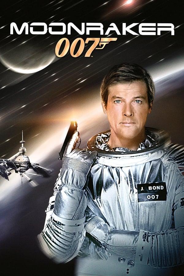ჯეიმს ბონდი 007: პროექტი:მთვარის მრბოლელი / Moonraker ქართულად