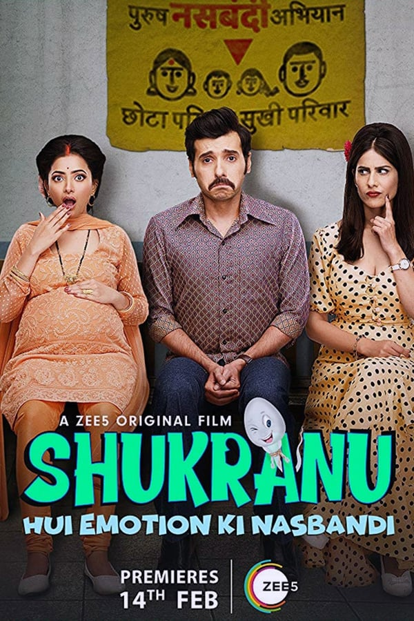 Shukranu (2020) Hindi | x264 Zee5 WEB-DL | 1080p | 720p | 480p | Download | Watch Online | GDrive | Direct Links