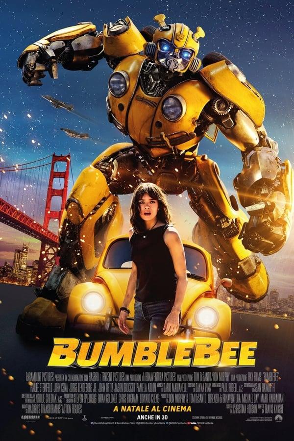 Guarda Bumblebee Streaming HD 2018 HD Streaming