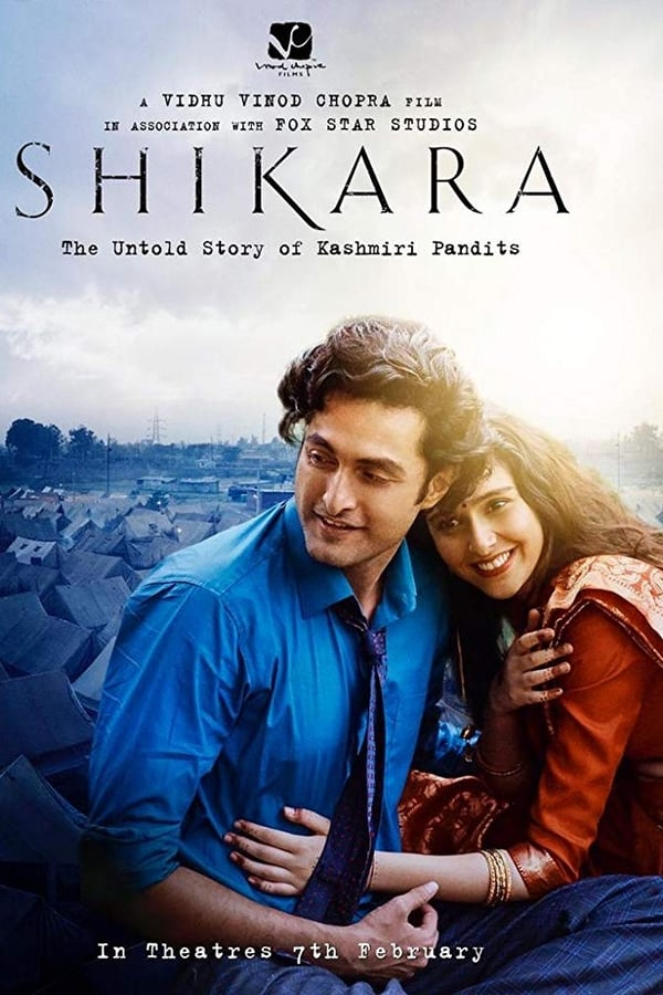 Shikara (2020) Hindi | x264 Pre DvD | 720p | 480p | Download | Watch Online | GDrive | Direct Links