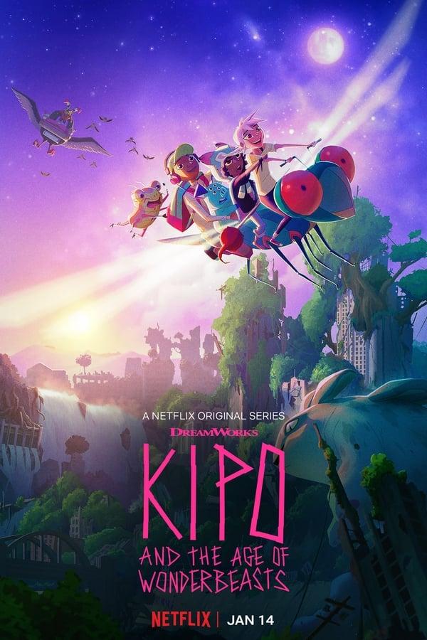 Kipo and the Age of Wonderbeasts Season 1 (2020)