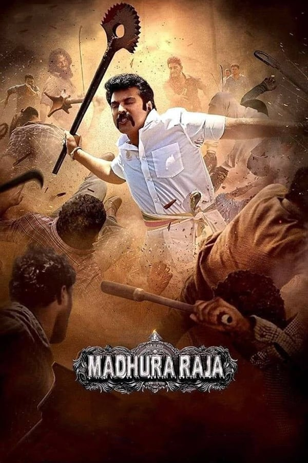 Madhura Raja (2019) Malayalam Full Movie 1080p WEB-DL | 720p | | 2GB, 1.1GB | Download | Watch Online | Direct Links | GDrive | Openload