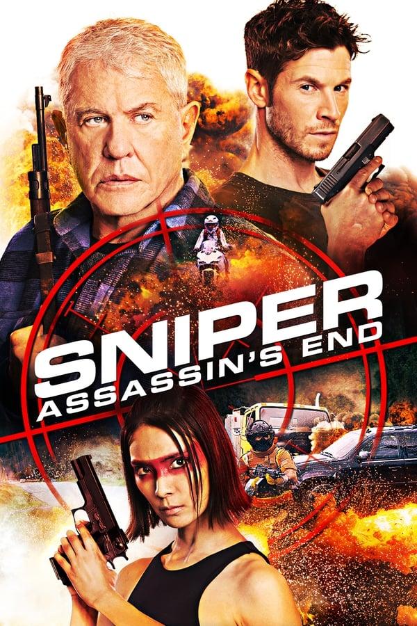 Sniper: Assassin's End | 2020 | English | 1080p | 720p | BluRay