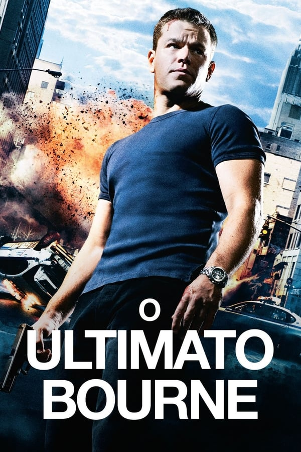Assistir O Ultimato Bourne Online