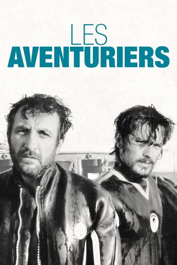 თავგადასავლების მაძიებელნი / The Last Adventure (Les aventuriers) ქართულად