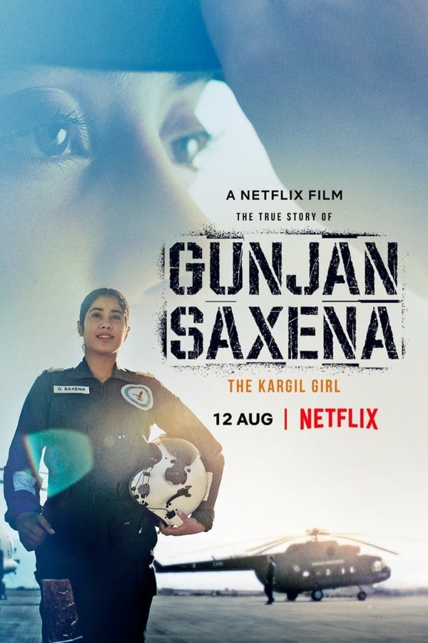 Gunjan Saxena The Kargil Girl (2020) NF WEB-DL DDP5.1 x264-Telly | 1080p [5.14 GB] | 720p [3.68 GB] | G-Drive