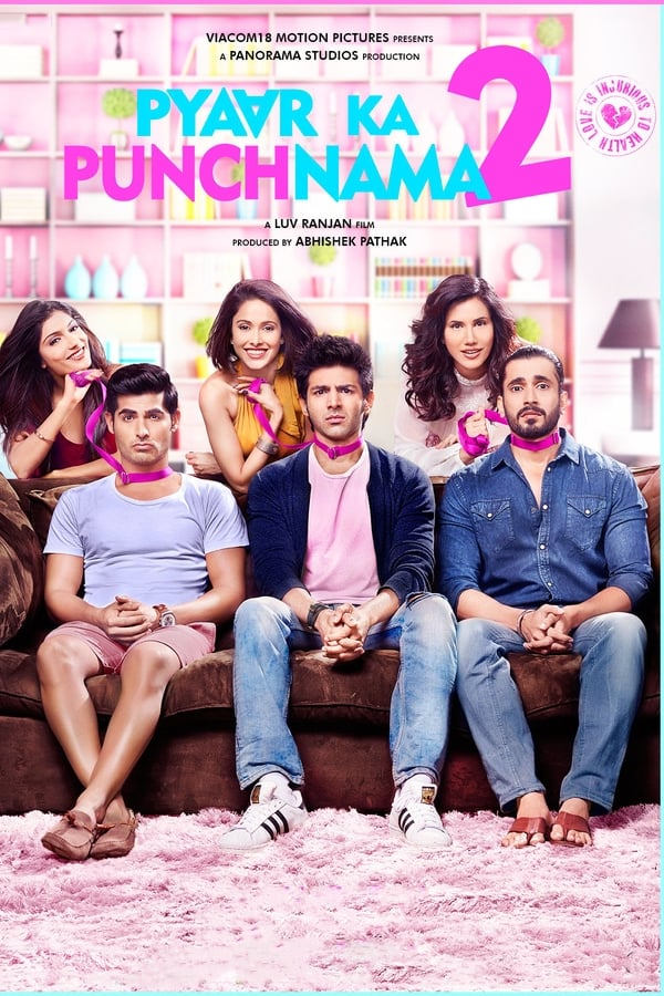 Pyaar Ka Punchnama 2 (2015) Hindi | x264 WEB-DL | 1080p | 720p | 480p | Download | Watch Online | GDrive | Direct Link