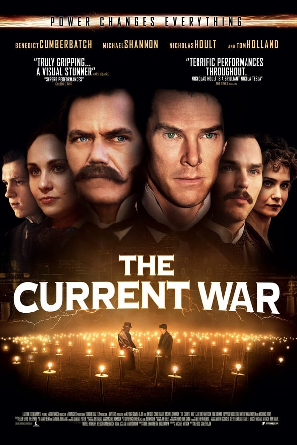 The Current War (2019) English 1080p | 720p | Blu-Ray | 1.4GB, 800MB | Download | Watch Online | Direct Links | GDrive
