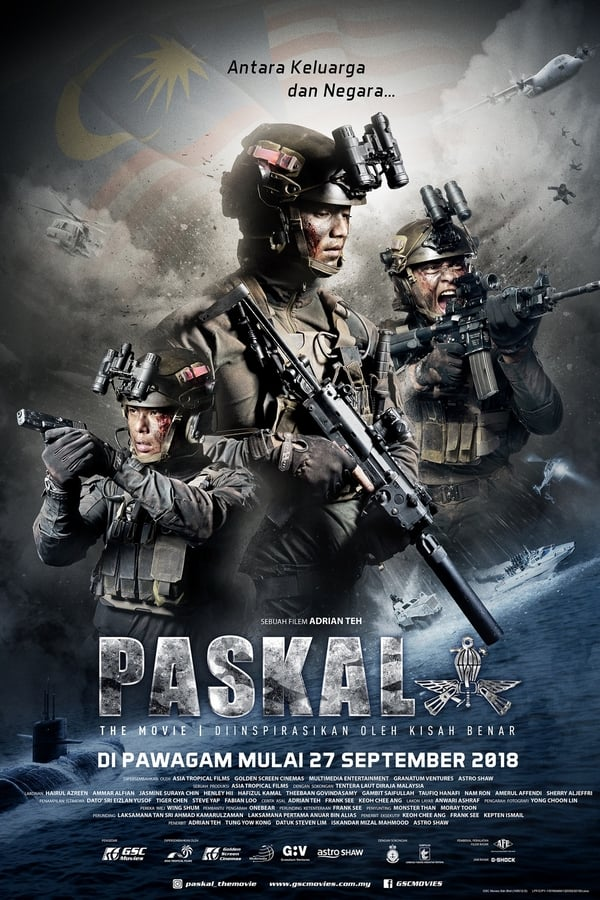 Assistir Paskal The Movie Online
