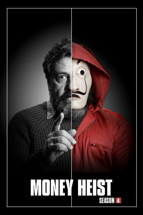ქაღალდის სახლი სეზონი 4 / Money Heist (La casa de papel) Season 4 ქართულად