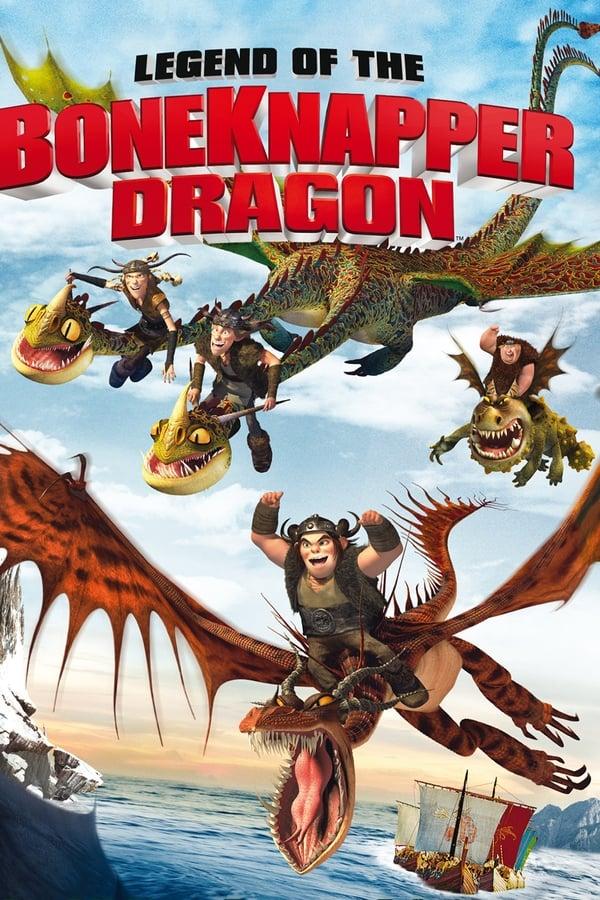 ლეგენდა ძვლებისმტვრეველ დრაკონზე / Legend of the Boneknapper Dragon ქართულად