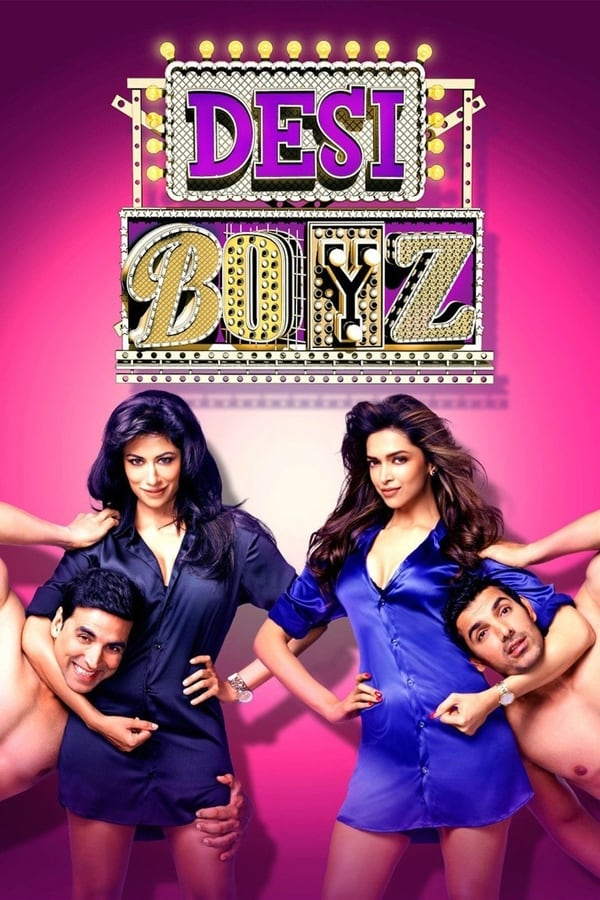 Desi Boyz (2011) Hindi | x264 Blu-Ray | 1080p | 720p | 480p | Download | Watch Online | GDrive | Direct Links