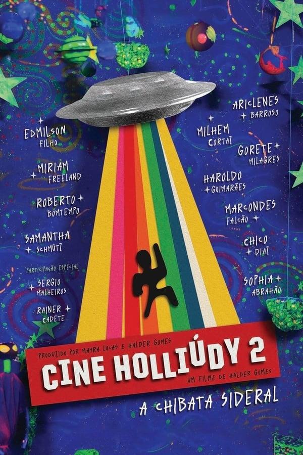 Baixar Cine Holliúdy 2 – A Chibata Sideral (2019) Dublado via Torrent